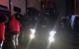 Kağıthane'de gaspçı operasyonu; Gaspçılar içinde polis çıktı