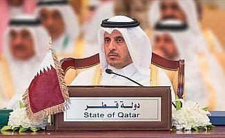 Katar'dan Cumhurbaşkanı Erdoğan'a Kudüs övgüsü