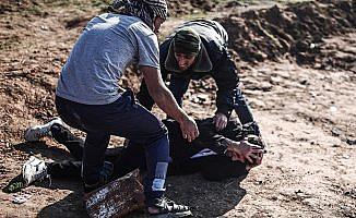 Kudüs kararı protestolarında 124 Filistinli yaralandı