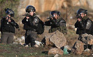 Kudüs'e destek gösterilerine İsrail müdahalesi