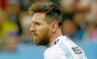 Messi gözünü Dünya Kupası'na dikti