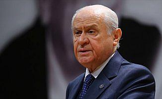 MHP Genel Başkanı Bahçeli: Kudüs'ü kaderine terk etmeyeceğiz