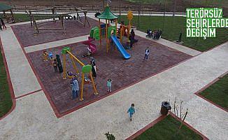 Nusaybin'de terörün izleri kaliteli belediyecilik hizmetleriyle siliniyor
