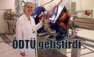 ODTÜ, uzay teknolojilerinde yeni test sistemi geliştirdi