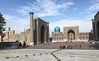 Orta Asya'nın incisi: Özbekistan