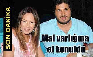 Rıza Zarrab'ın mal varlığına el konuldu; Ebru Gündeş panikte