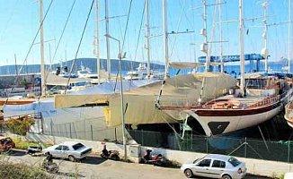 Rıza Zarrab'ın milyon dolarlık yelkenli yatına el konuldu