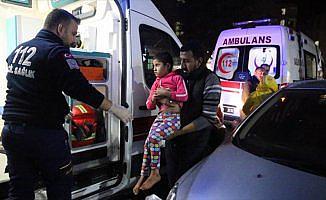 Şanlıurfa'da Suriyeli 12 kişi gazdan zehirlendi