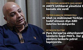 'SDG'nin kaçan sözcüsü Silo, ABD'nin PYD/PKK'ya desteğini anlattı