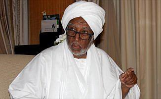 Sudan Ulusal Meclis Başkanı Ömer: 'Sudan halkı senin yanında'
