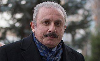 TBMM Anayasa Komisyonu Başkanı Şentop: Türkiye'yi zorda bırakabilir miyiz niyetiyle yapılıyor