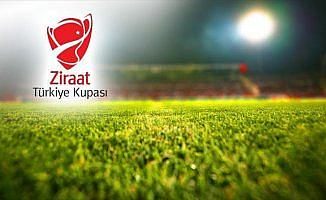 Türkiye Kupasında son 16 turuna çıkan takımlar belli oldu