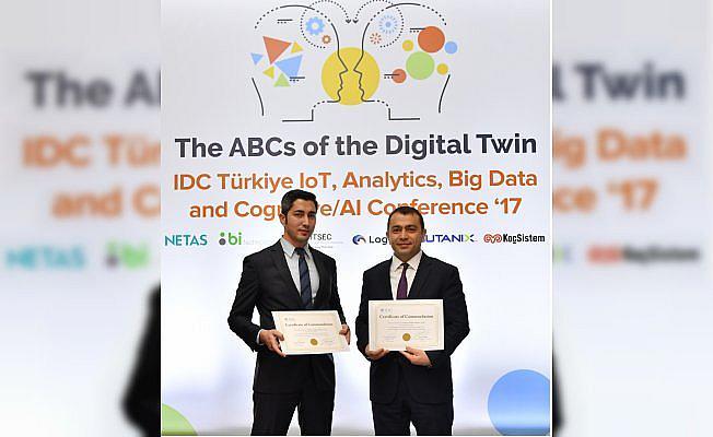 VakıfBank'a IDC IOT Forum'dan iki ödül