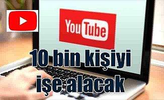Youtube uygunsuz videoları temizlemek  için 10 bin kişiyi işe alacak