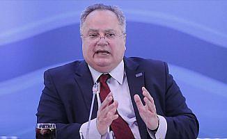 Yunanistan Dışişleri Bakanı Kocias: Erdoğan'ın ziyaretiyle ileriye dönük adımlar attık