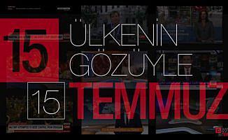 15 Temmuz'un yabancı medyadaki yansımaları belgesel oldu