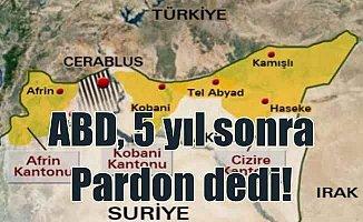 ABD 5 yıl sonra Türkiye'nin istediğini, Ankara'ya teklif etti