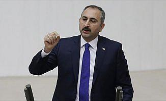 Adalet Bakanı Gül: Normalleşme süreci şu an için ancak OHAL ile sağlanabilir