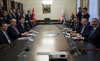 AK Parti-MHP ittifak komisyonunun adı belli oldu