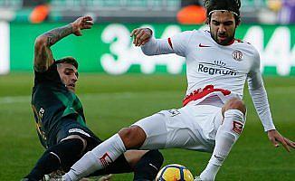 Akhisarspor 1-Antalyaspor 1