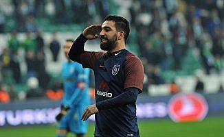 Arda Turan, Süper Lig'e golle döndü