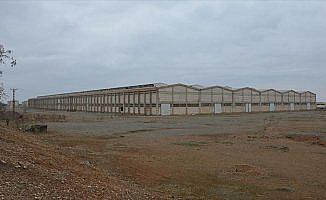 Atıl fabrikada 'afet konutları' üretilecek
