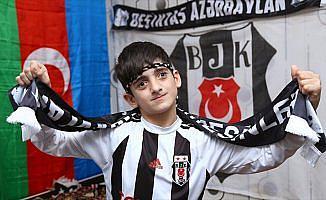 Azerbaycanlı Resul, Beşiktaş sevgisi ile hayata tutunuyor