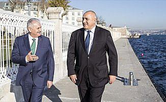 Başbakan Yıldırım, Borisov onuruna yemek verdi
