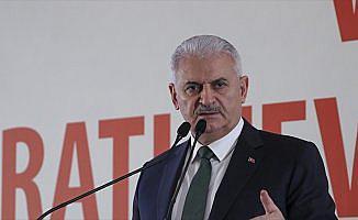 Başbakan Yıldırım: Türkiye terörle mücadelesini kesintisiz şekilde yürütecek
