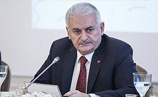 Başbakan Yıldırım: Zeytin Dalı Harekatı bölgedeki insanları kurtarmaya yöneliktir