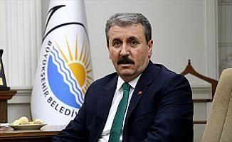 BBP Genel Başkanı Destici: Mülki amirlerin cesur ve kararlı duruşu sonuç verdi