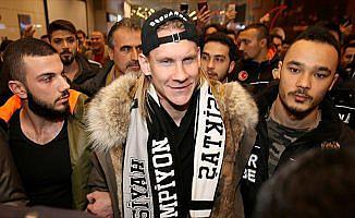 Beşiktaş'ın Vida transferi Hırvat basınında