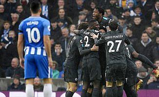 Chelsea farklı kazandı