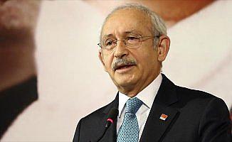 Kılıçdaroğlu: Terör örgütlerine destek verilmesini asla kabul edemeyiz