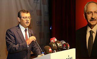 CHP Grup Başkanvekili Özel: CHP, il kongrelerinde demokrasi örneği verildi