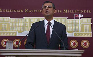 CHP Grup Başkanvekili Özel: Siyasi tarihte ibret alınacak bir tükenişin geldiği son nokta