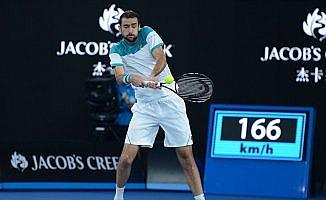 Cilic, Avustralya Açık'ta finalde
