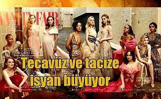 Cinsel tacize kadın oyuncular isyan etti, kırmızı halı kararacak