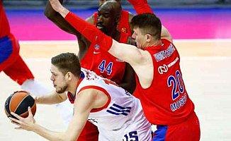 CSKA Moskova 110 Anadolu Efes 79