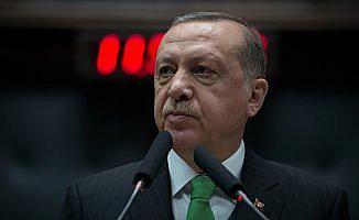 Cumhurbaşkanı Erdoğan, Azerbaycan'ın 20 Ocak şehitlerini andı