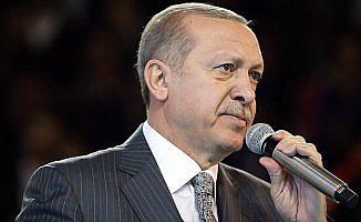 Erdoğan: Türkiye'nin sınırlarını taciz edenler bedelini ağır ödeyecek