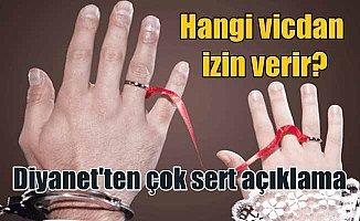Diyanet'ten çocuk evliliğine çok sert açıklama: Hangi vicdan...