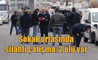 Diyarbakır'da arazi anlaşmazyığı silahlı çatışmaya döndü, 2 ölü var