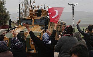 Doğu ve Güneydoğu'dan Zeytin Dalı Harekatı'na destek