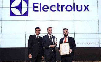 """Electrolux """"Yılın En Başarılı Beyaz Eşya Markası"""" seçildi"""