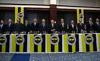 Fenerbahçe Kulübü Yüksek Divan Kurulu toplantısı başladı