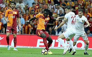 Galatasaray ile Kayserispor 44. maça çıkıyor