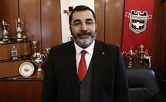 Gaziantepspor'un kulüp başkanı Durmaz: Kulübün anahtarını teslim edeceğiz