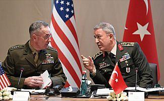 Genelkurmay Başkanı Orgeneral Akar'dan 'kritik' görüşme