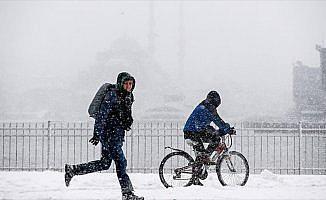 İstanbul yarıyıl tatilinin ilk haftası kar bekliyor